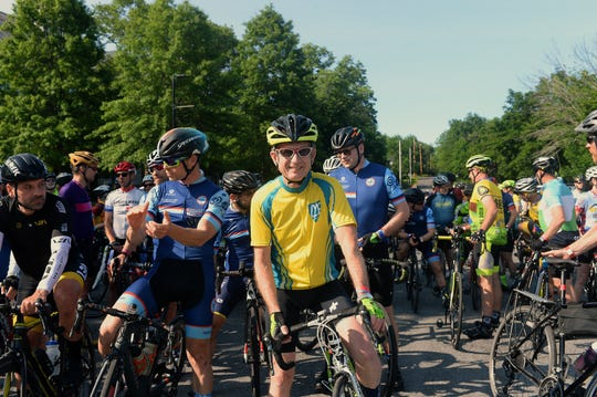 Brooklyn resident Mac Dorris founded the Ride for Mental Health, an annual cycling tour through New Paltz that has raised more than $400,000 for psychiatric research and services.