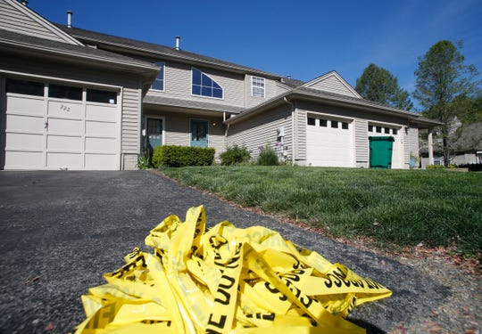 Crestwood Court in Fishkill on May 21, 2020. On the night of May 20 a woman was stabbed at  220 Crestwood Court.