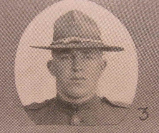 Charles Mentzer Nitterhouse of North Federal Street was killed in action during World War I on July 15, 1918.