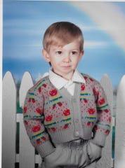 Jon Mundis was an energetic kid.