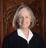 Chief Justice Kristina Pickering