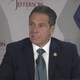 New York Gov. Andrew Cuomo said the state is not yet ready to decide whether SUNY students can return to campus in the fall; May 13, 2020.