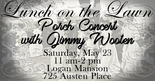 Porch Concert with Jimmy Wooten