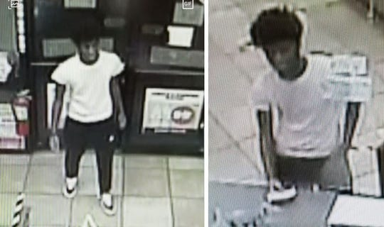 Shreveport police believe this individual is responsible for several vehicle burglaries and the burglary of an ATM which occurred on Line Avenue on Sunday, May 17.