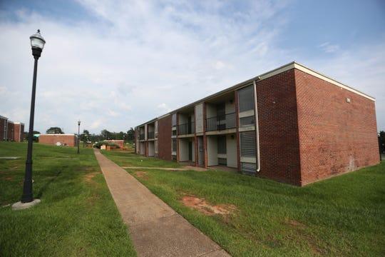 File photo of Palmetto North, a student apartment complex south of FAMU's campus