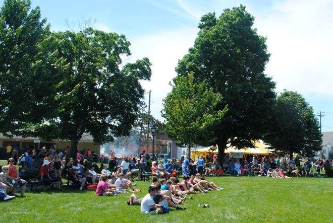 June Dairy Days in West Salem, a 3-day festival held the first weekend in June, has been canceled over coronavirus concerns.