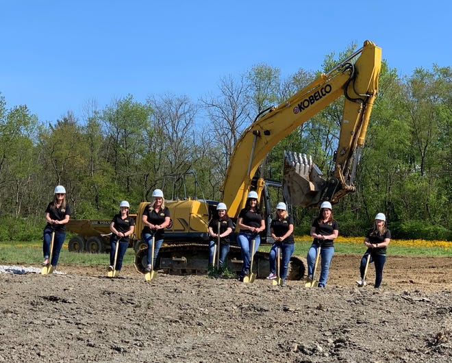 Bayer Heritage Federal Credit Union held a virtual groundbreaking ceremony for its new office at 3280 Northpointe Drive.