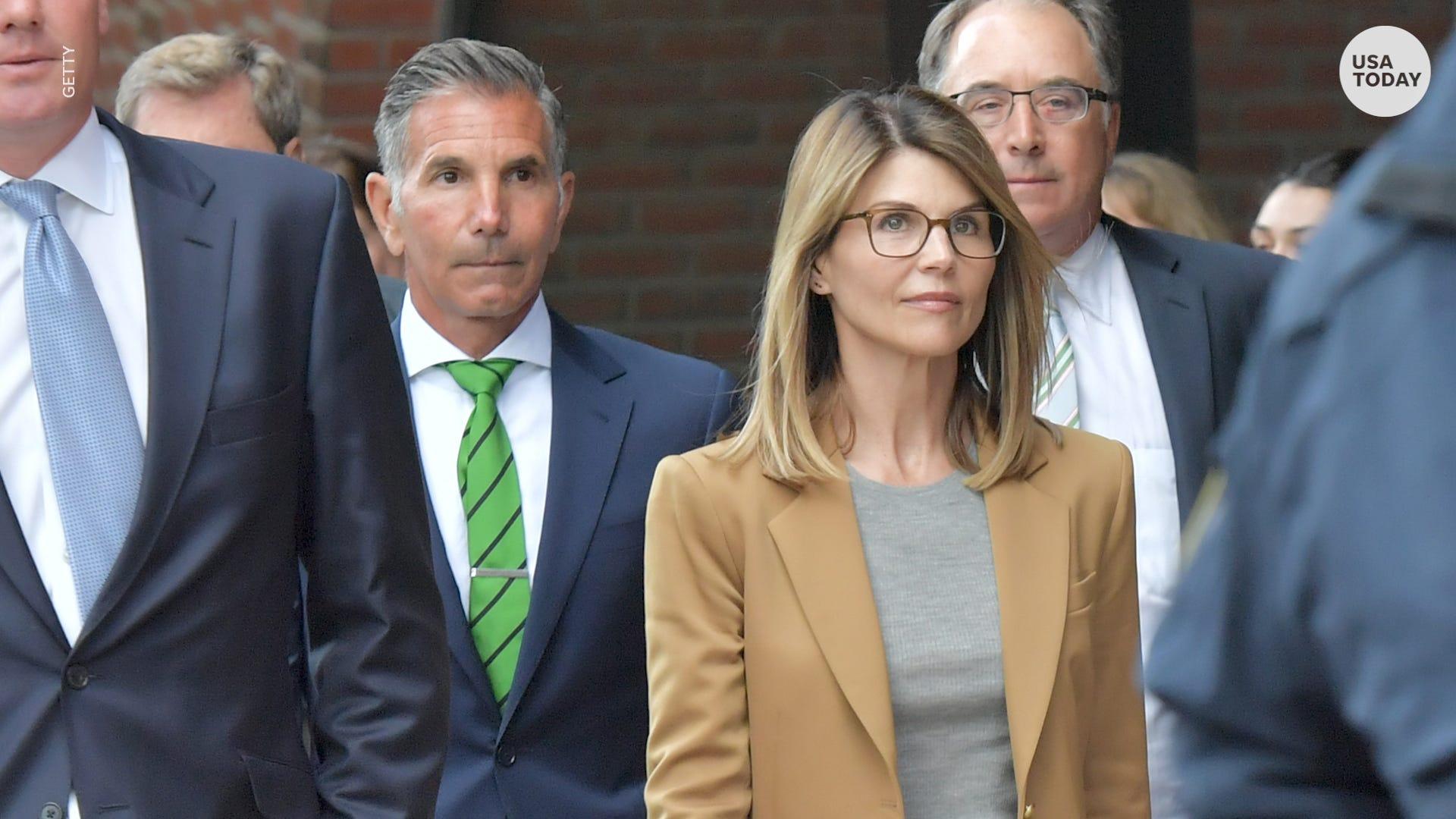 Lori Loughlin Husband Sentenced In College Admissions Scandal