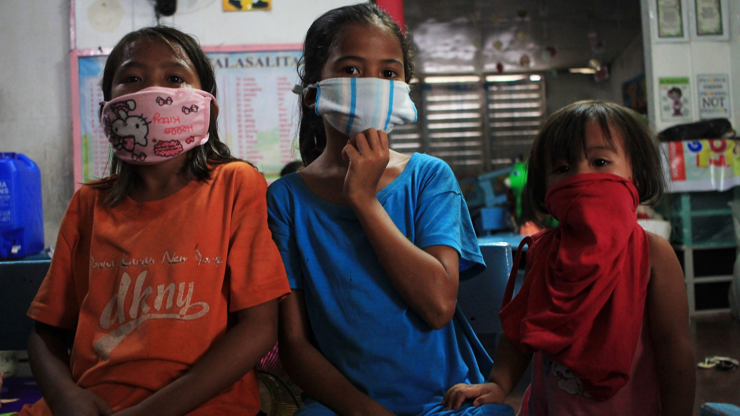 Coronavirus Mask Shortages Leave People With Makeshift Solutions
