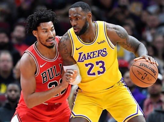 The Lakers and Bulls have two of the most iconic looks in NBA history.