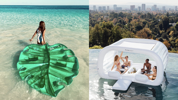 The 15 trendiest pool floats for summer 2020
