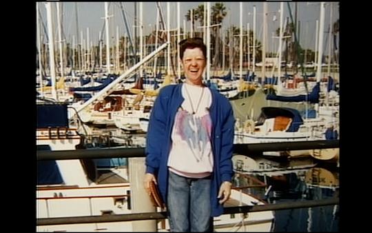 "Norma McCorvey in a still from FX's ""AKA Jane Roe."""