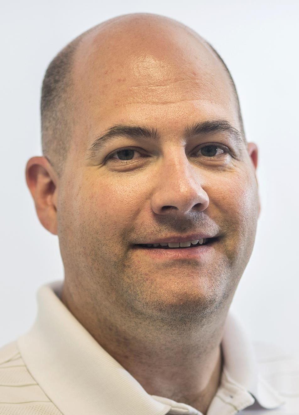 Kevin Hogan, Executive Editor