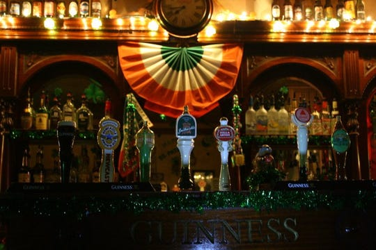 Cassidy's Irish Pub, 601 N. Water St., will reopen Tuesday at 25 percent capacity inside as per Gov. Greg Abbot's second phase of reopening Texas.