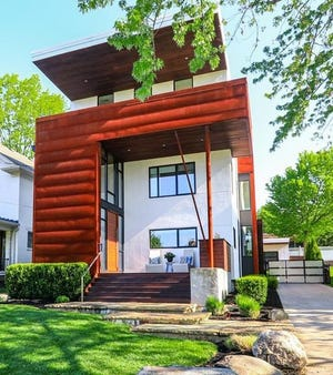 This house in Hyde Park has been listed for $1.5 million