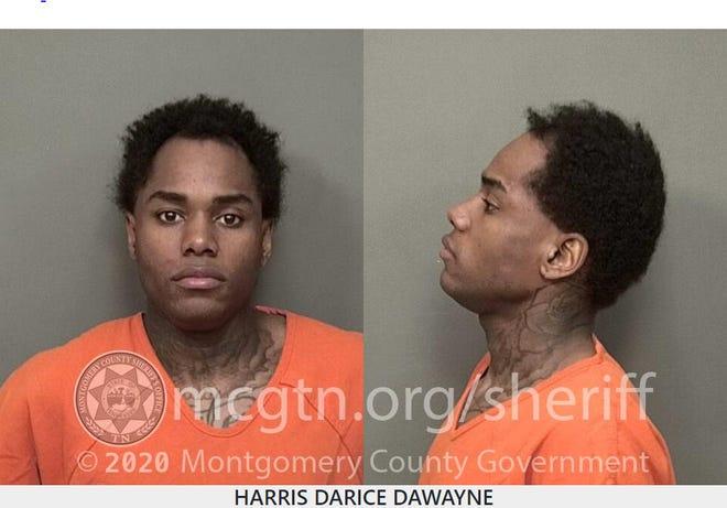 Darice Dawayne Harris, 25