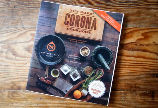 The owners of the Northside Cafe in Winterset have teamed up to produce The Novel Corona Cookbook, which uses Corona beer in each recipe. The owners said they want to sell 30,000 copies of the book, which will help recover some of the money lost due to the COVID-19 Coronavirus shutdown.