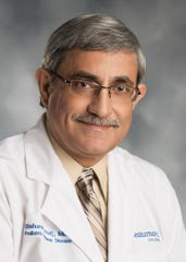 Dr. Bishara Freij, chief of pediatric infectious disease at Beaumont Children's Hospital.