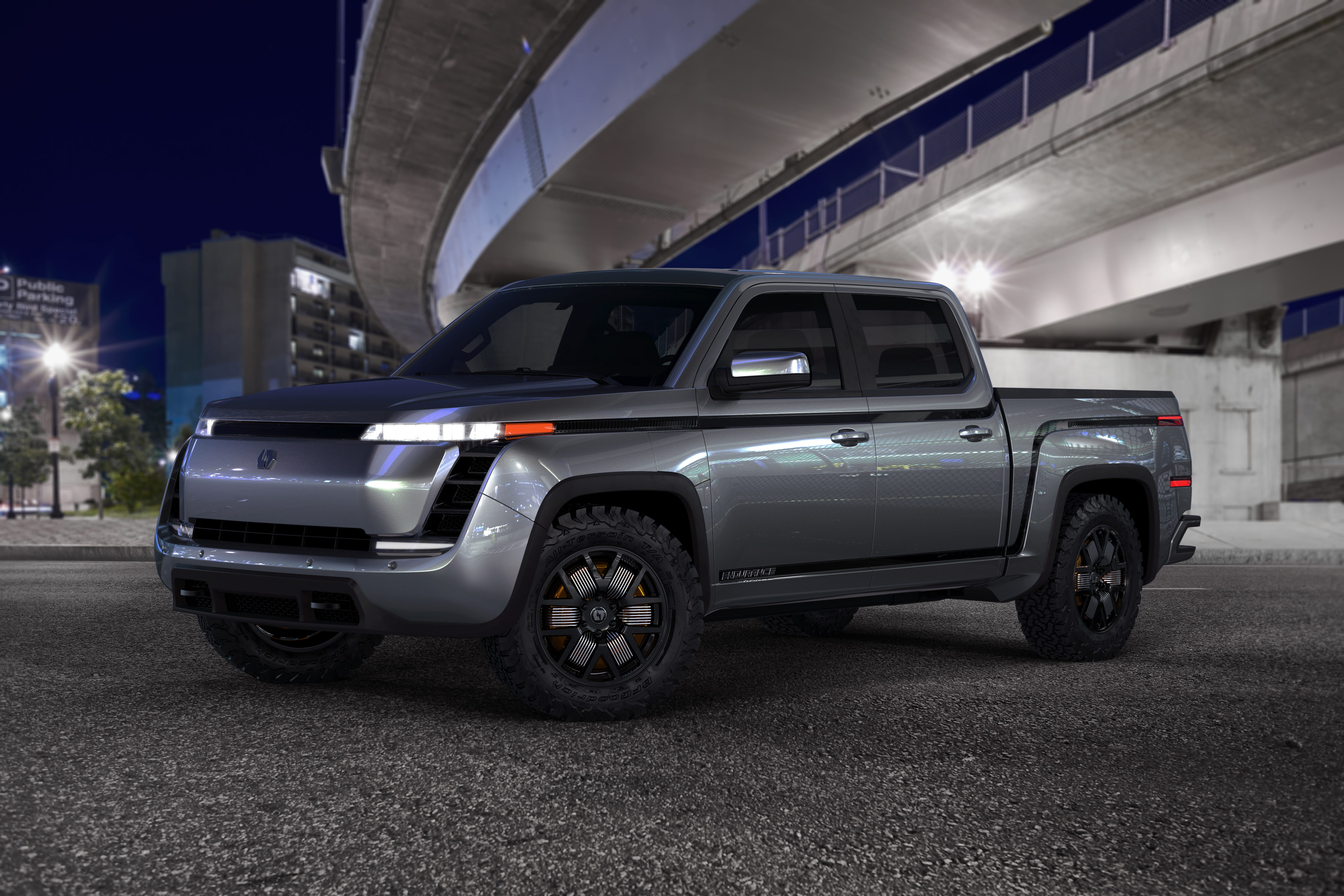 Detroit Three have a new competitor in the electric pickup war — it s called Endurance