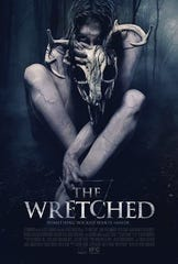 Poster for 'The Wretched,' a  horror film by directors/writers Brett and Drew Pierce.