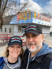 Mo and Matt Marzullo found a permanent home for their Italian beef business inside Doug's Delight in Hazel Park.