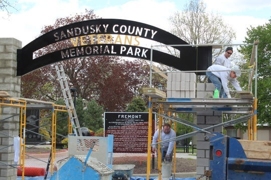 Fremont City Council approved a $5,000 donation from the Robert L. Walsh Fund toward the Sandusky County Veterans Memorial Park project Thursday.