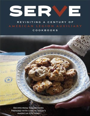 """Cover photo of """"SerVe: Revisiting a Century of American Legion Auxiliary Cookbooks"""""""