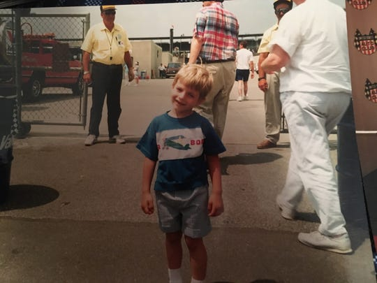 John Hetrick has been coming to the Indy 500 since he was 8-years-old, and it's a family tradition that spans almost all the way back to the beginning.