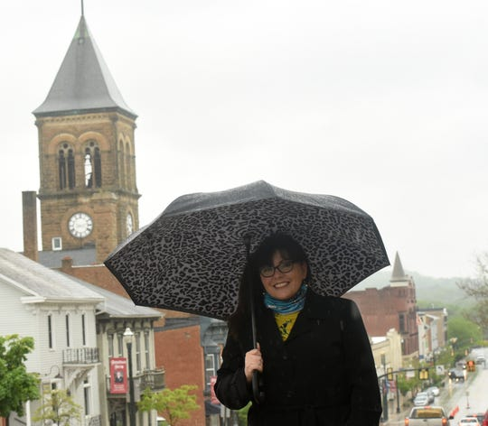 Amanda Everitt, executive director of Destination Downtown Lancaster, has worked for the United Way and Fairfield Medical Center before joining the organization dedicated to bringing businesses and people to downtown Lancaster.
