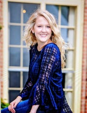 Allee Dutt is one of the four valedictorians in the River Valley High School Class of 2020.