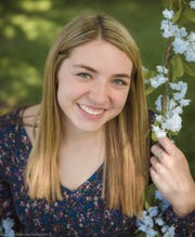 Rebekah Muselin is the salutatorian of the Elgin High School Class of 2020.