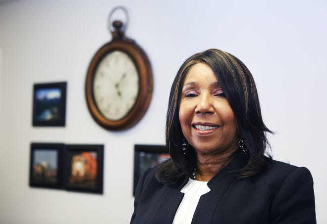 """Carolyn Chism Hardy is featured on the first episode of the podcast series """"Memphis Voices: Navigating the Unexpected."""""""
