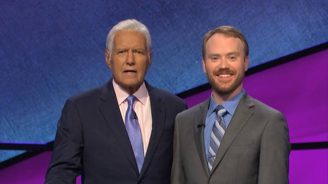 "Morgan Wilbanks of Wauwatosa is a two-time winner of ""Jeopardy!"" He's a doctor at Froedtert Hospital."