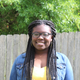 Allyson Merriweather, a student at Booker T. Washington Magnet, was awarded the Girl Scouts' Gold Award.