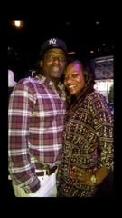 "William ""Bobby"" Johnson Jr. poses with his younger sister Brandi. Johnson was killed by law enforcement on Thursday, May 21, 2020, after a highway shoot-out with police."