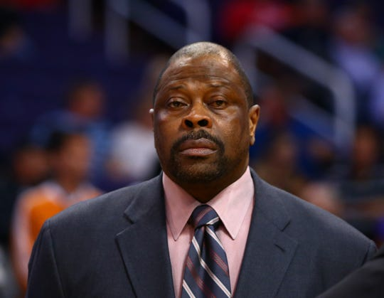 Former Knicks great Patrick Ewing announced on May 22, 2020 that he tested positive for COVID-19 and is hospitalized.