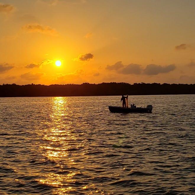 Sunrise in North Palm Beach.