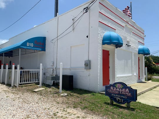 The Azalea Cocktail Lounge has re-opened in Pensacola during the pandemic, operating legally under a restaurant license.