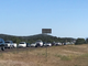Traffic backs between Payson and Rye on State Route 87 in Arizona on May 22, 2020, for the start of the holiday weekend.