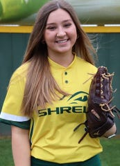 Captain Shreve's Mikel-Ann Ricardo won The Times Athlete of the Week voting.