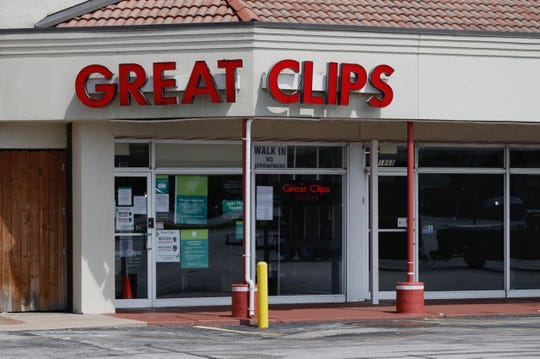 Great Clips on South Glenstone in Springfield, MO.