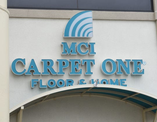 MCI Carpet One in Waite Park is pictured Friday, May 22, 2020.