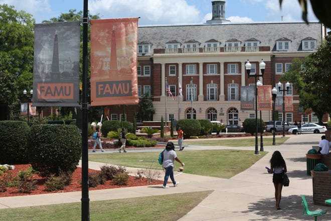File photo of Florida A&M University campus