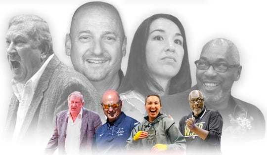 On El Paso's athletic Mount Rushmore are legendary former UTEP basketball coach Don Haskins, Del Valle soccer coach Bruce Reichman, boxer Jennifer Han and Andress boys basketball coach Jim Forbes.