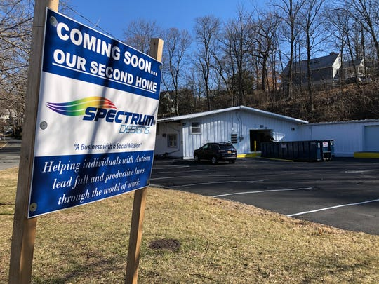 Spectrum Designs, which has a mission to employ people with autism in various aspects of making and shipping T-shirts and other kinds of apparel, is expanding from its Long Island location to a second one in Pleasantville.