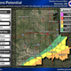 Friday severe potential weather