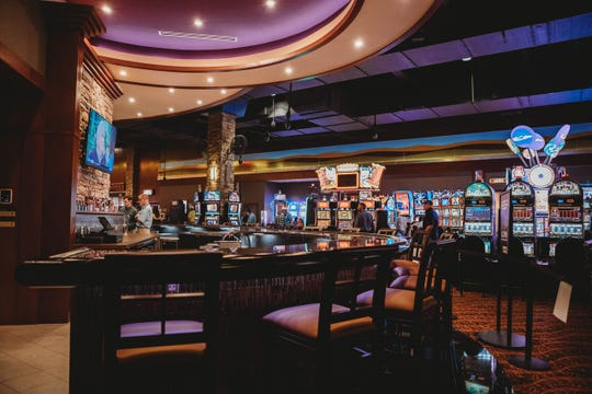 In 2019, Kiowa Casino & Hotel opened a new entertainment space within the casino that seats 35.
