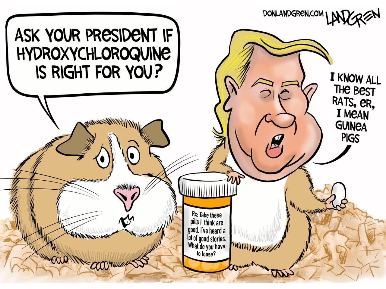 Dan Landgren editorial cartoon