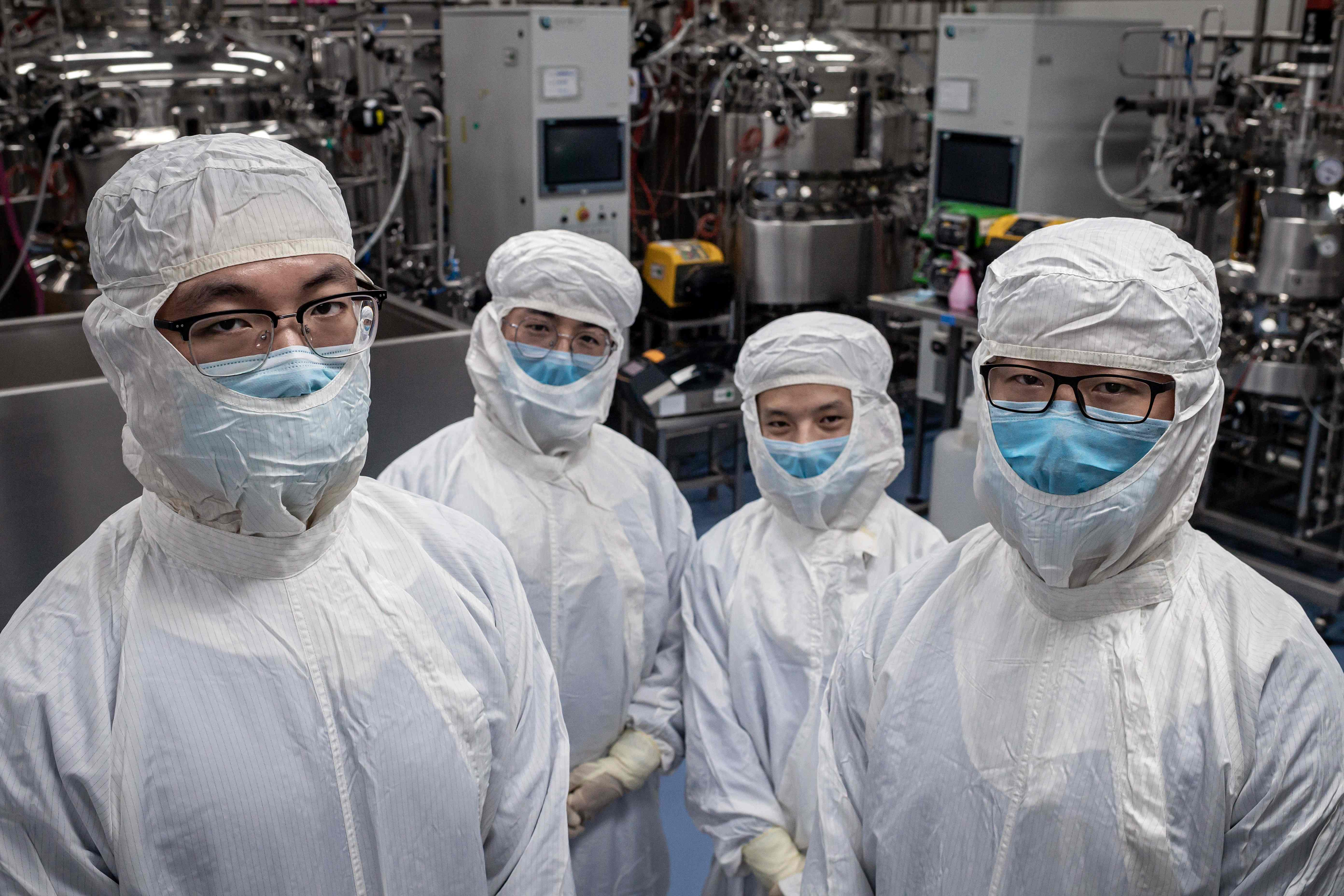 Coronavirus Vaccine Trial In China Gets Promising Early Results
