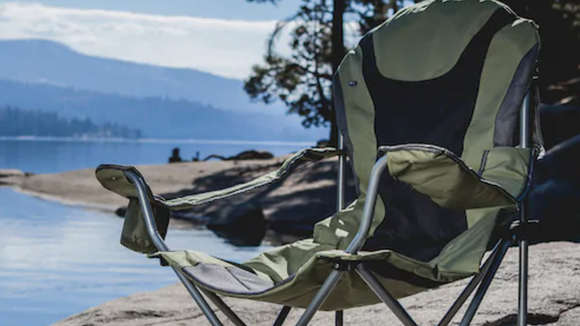 Kick back and take in the beauty of nature.